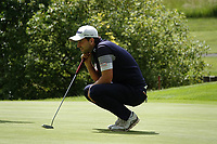 Nicolai Von Dellingshausen (GER) in action during the final round of the Hauts de France-Pas de Calais Golf Open, Aa Saint-Omer GC, Saint- Omer, France. 16/06/2019<br /> Picture: Golffile | Phil Inglis<br /> <br /> <br /> All photo usage must carry mandatory copyright credit (© Golffile | Phil Inglis)