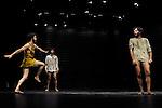 GERRO MINOS &amp; HIM<br /> <br /> Chor&eacute;graphie et danse : Simon Tanguy, Roger Sala Reyner, Aloun Marchal<br /> Lumi&egrave;re/light : Pablo Fontdevila<br /> Lieu/Place : Th&eacute;&acirc;tre des Abbesses<br /> Ville/Town : Paris<br /> Date : 09/09/2013<br /> &copy; Laurent Paillier / photosdedanse.com