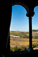 Palazzone, near Orvieto in Umbria, was built in the 13th century and was originally a hostel for pilgrims on route to Rome.   Now an evocative country house for guests at the Palazzone Vineyards.
