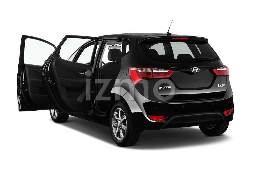 Car images of 2016 Hyundai ix20 Joy 5 Door Mini MPV Doors