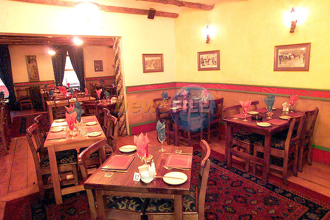 Lucky Ned Peppers Interior.Picture Paul Mohan Newsfile