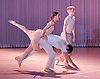 Rosas &amp; Ictus present:<br /> Rain <br /> by Anne Teresa De Keersmaeker <br /> at Sadler's Wells, London, Great Britain <br /> Press photocall / rehearsal <br /> 12th June 2017 <br /> <br /> Laura Bachman <br /> Lea Dubois <br /> Anika Edstrom<br /> Kawaji <br /> Zoi Efstathiou <br /> Yuika Hashimoto <br /> Laura Maria Poletti <br /> Soa Ratsifandrihana<br /> Frank Gizycki <br /> Robin Haghi/LavCmcevic <br /> Thomas Vantuycom <br /> <br /> <br /> Photograph by Elliott Franks <br /> Image licensed to Elliott Franks Photography Services