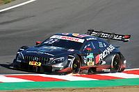 2018 DTM at Brands Hatch. #23 Daniel Juncadella. Mercedes-AMG DTM Team HWA. Mercedes-AMG C 63 DTM.