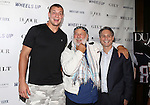 GET GRONK'D! A CELEBRATION OF THE PHOTOS AND SHORT FILM OF PATRIOTS STAR ROB GRONKOWSKI FOR DUJOUR BY BRUCE WEBER Presented by: CASA de CAMPO, Absolut Elyx & Wheels Up Held at Lavo, NY