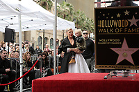 LOS ANGELES - FEB 5:  Pink, Alecia Moore, Jameson Hart at the Pink Star Ceremony on the Hollywood Walk of Fame on February 5, 2019 in Los Angeles, CA