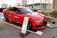 Toronto, ON, Canada - Saturday Dec. 10, 2016: Audi RS 7 Performance prior to the MLS Cup finals at BMO Field. The Seattle Sounders FC defeated Toronto FC on penalty kicks after playing a scoreless game.