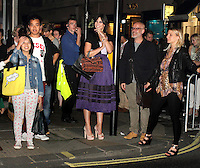 London UK - Fashions Night Out - Tod's Party at Tod's Boutique, Old Bond Street, London - September 6th 2012..Photo by Keith Mayhew......