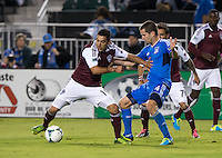 San Jose Earthquakes vs. Colorado Rapids, October 9, 2013