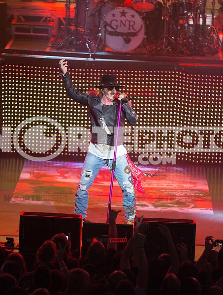 LAS VEGAS, NV - November 2: Guns N' Roses perform 'Appetite For Democracy' Residency Show at The Joint at Hard Rock Hotel & Casino on November 2, 2012 in Las Vegas, Nevada.  Photo By Kabik/ Starlitepics/MediaPunch Inc. /NortePhoto