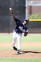 Will Scott - San Diego Padres - 2010 Instructional League.Photo by:  Bill Mitchell/Four Seam Images..
