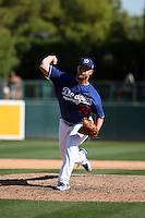 Chris Anderson - Los Angeles Dodgers 2016 spring training (Bill Mitchell)