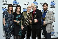 08 February 2020 - Santa Monica - Julis Reichert. 2020 Film Independent Spirit Awards - Press Room held at Santa Monica Pier. Photo Credit: Birdie Thompson/AdMedia