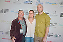 FORT LAUDERDALE, FLORIDA - NOVEMBER 09: Gregory von Hausch, Radha Mitchell and Ben Hackworth arrive at the 34th Annual Fort Lauderdale International Film Festival - Radha Mitchell & Justin Long Honored With Career Achievement Awards at Savor Cinema on November 09, 2019 in Fort Lauderdale, Florida. ( Photo by Johnny Louis / jlnphotography.com )