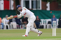 James Foster in batting action for Essex during Surrey CCC vs Essex CCC, Specsavers County Championship Division 1 Cricket at Guildford CC, The Sports Ground on 10th June 2017