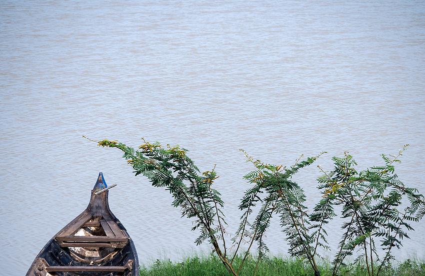Rural area scenery near Battambang, Cambodia