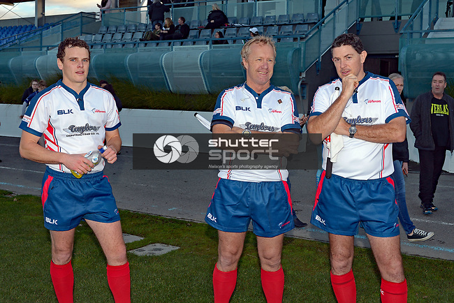 NELSON, NEW ZEALAND - JULY 22: Div 1 Final, Galbraith Nelson v Taylors Wanderers, Trafalgar Park, July 22, 2017, Nelson, New Zealand. (Photo by: Barry Whitnall Shuttersport Limited)