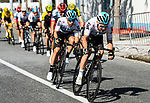 Action from the 2018 Shanghai Criterium, Shanghai, China. 17th November 2018.<br /> Picture: ASO/Alex Broadway | Cyclefile<br /> <br /> <br /> All photos usage must carry mandatory copyright credit (&copy; Cyclefile | ASO/Alex Broadway)