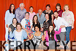 The dancers from the Castleisland Strictly Come Dancing with the committee at rehearals in  Castleisland Presentation NS hall last saturday morning front row l-r: Norelle O'Leary, Linda Flanagan, Elaine Doody. Middle row: Leona Twiss Principal, Nora Fealy, Elaine Guiney, Sheila Kerley, Padraig murphy. Back row: Marie Murphy, Joe Walsh, Marie Moriarty, Paddy White, Sinead O'Connor, Karen Lynch and Aileen Lynch