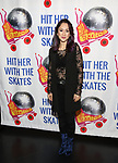 """Diana DeGarmo attends the Meet the Cast of """"Hit Her WithThe Skates"""" at the Bowlmor Times Square on October 16, 2018 in New York City."""