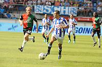 VOETBAL: HEERENVEEN: Abe Lenstra Stadion, 12-08-2012, Eredivisie, seizoen 2012/2013, sc Heerenveen - NEC, Eindstand 0-2, Michel Breuer (#21), Oussama Assaidi (#22), ©foto Martin de Jong