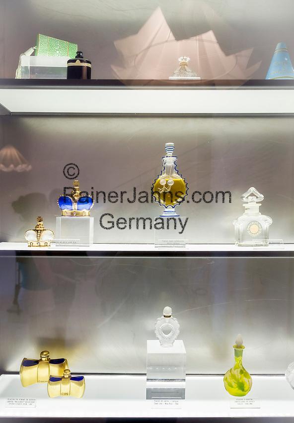 France, Provence-Alpes-Côte d'Azur, Grasse: at Perfume-Museum of Perfumery Fragonard | Frankreich, Provence-Alpes-Côte d'Azur, Grasse: im Parfuem-Museum der Parfumerie Fragonard