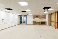 Major Renovation Litchfield Hall WCSU Danbury CT<br /> Connecticut State Project No: CF-RD-275<br /> Architect: OakPark Architects LLC  Contractor: Nosal Builders<br /> James R Anderson Photography New Haven CT photog.com<br /> Date of Photograph: 28 April 2017<br /> Camera View: 10 - Lounge 367
