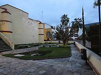 Jalpan, Qro. 17 de septiembre 2015. El gobernador sustituto, Jorge López Portillo Tostado, como parte de su gira por la sierra, visitó el Fuerte de Jalpan, adaptado hoy en un museo. Foto: Alejandra L. Beltrán / Obture Press Agency,