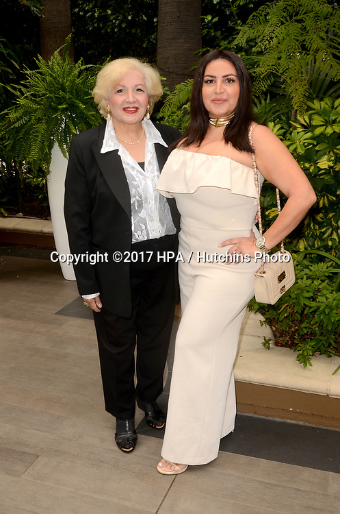 LOS ANGELES - MAY 10:  Mother, Mercedes Javid at the ABC Mothers Day Luncheon on the Four Seasons Hotel on May 10, 2017 in Beverly Hills, CA