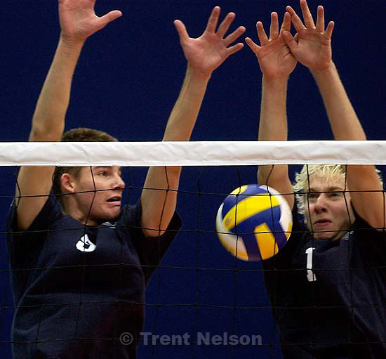 Volleyball, Moscow-Utah Youth Games, Olympijski Sports Complex<br />