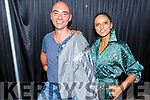 Max Bagaglini and Tamara Migliazza at the Presentation Primary School Junk Kouture Fashion Show in the Rose Hotel on Thursday night.