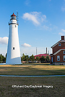 64795-01716 Fort Gratiot Lighthouse along Lake Huron, Port Huron, MI