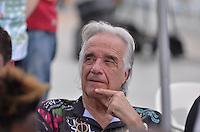 SAO PAULO, SP, 12 FEVEREIRO 2013 - CARNAVAL SP - APURAÇÃO -  Joao Carlos Martins da Vai-Vaidurante apuração dos votos das escolas de Samba do Grupo Especia no Sambódromo do Anhembi na região norte da capital paulista, nesta terça, 12. FOTO: LEVI BIANCO - BRAZIL PHOTO PRESS