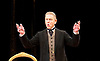 An Ideal Husband by Oscar Wilde<br /> at Festival Theatre Chichester, Great Britain <br /> 25th November 2014 <br /> <br /> directed by Rachel Kavanaugh <br /> <br /> <br /> Edward Fox as The Earl of Caversham <br /> <br /> <br /> <br /> <br /> <br /> <br /> Photograph by Elliott Franks <br /> Image licensed to Elliott Franks Photography Services