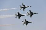 USAF Thunderbirds Aerobatic Team