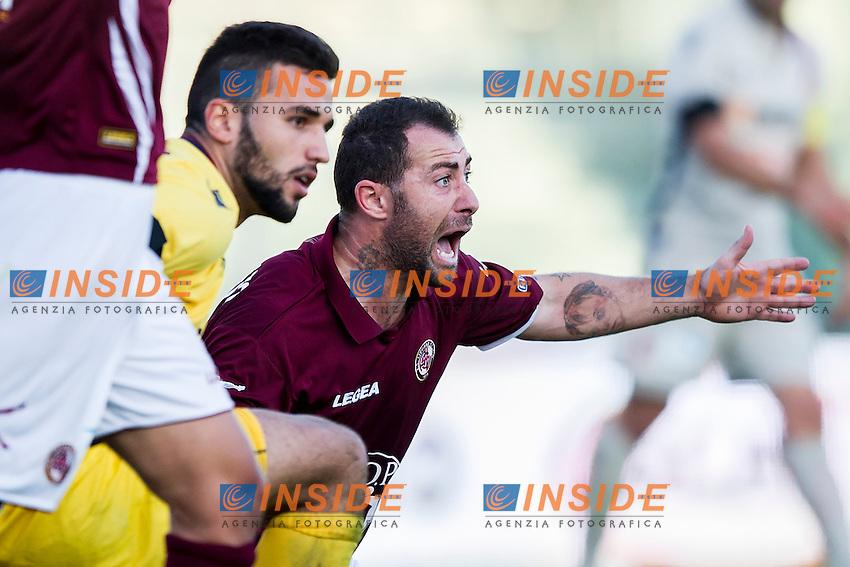 Daniele Vantaggiato Livorno<br /> Livorno 01-11-2014 Stadio Armando Picchi - Football Calcio Serie B 2014 / 2015 Livorno - Bologna<br /> Foto Andrea Masini / Insidefoto