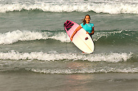 BDO - Tax Manager and surfer Laura Guptill.