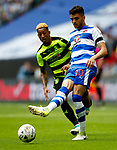 Tiago Ilori of Reading during the SkyBet Championship Play Off Final match at the Wembley Stadium, England. Picture date: May 29th, 2017.Picture credit should read: Matt McNulty/Sportimage