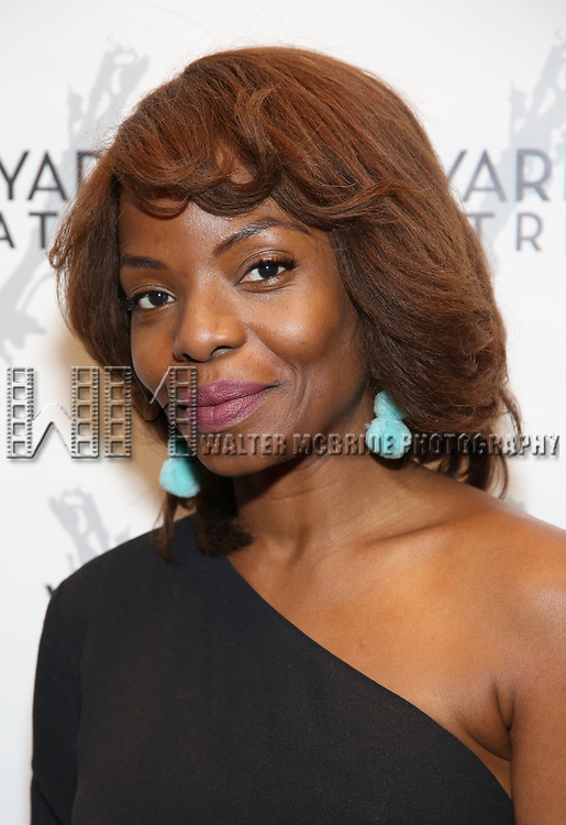 "Marsha Stephanie Blake during the Opening Night Celebration for ""Good Grief"" at the Vineyard Theatre on October 28, 2018 in New York City."