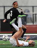 Rochester Adams vs Brighton at Bloomfield Hills, Girls Varsity Soccer, 6/7/16