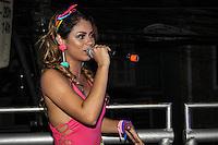 SÃO PAULO,SP, 31.01.2016 - CARNAVAL-SP - Lexa cantora no bloco Chá da Alice no bairro de Pinheiros região oeste de São Paulo, neste domingo, 31. (Foto: Marcos Moraes/Brazil Photo Press/Folhapress)