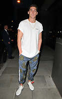 Isaac Carew at the Nobu Hotel Shoreditch official launch party, Nobu Hotel Shoreditch, Willow Street, London, England, UK, on Tuesday 15 May 2018.<br /> CAP/CAN<br /> &copy;CAN/Capital Pictures
