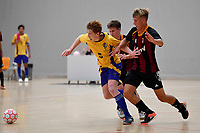 Futsal &ndash; CSW Regional Futsal Tournament at ASB Sports Centre, Wellington, New Zealand on Wednesday 13 March 2019. <br /> Photo by Masanori Udagawa. <br /> www.photowellington.photoshelter.com