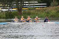 Race: 3: W Tier2 4+  Heat 3<br /> <br /> Peterborough Summer Regatta 2017 - Saturday<br /> <br /> To purchase this photo, or to see pricing information for Prints and Downloads, click the blue 'Add to Cart' button at the top-right of the page.
