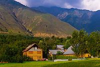 Vale of Kashmir; Kashmir, Jammu and Kashmir State; India.