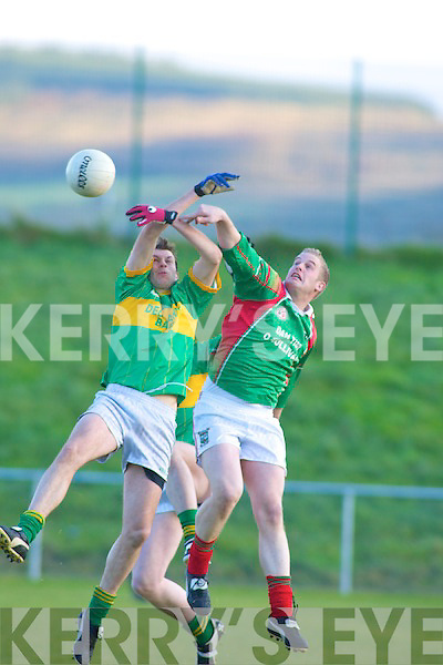 St Michaels Foilmore v Kilmihill in Mallow on Sunday   Copyright Kerry's Eye 2008