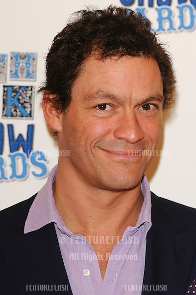 Dominic West arriving for the South Bank Show Awards 2010, the last ever, at the Dorchester Hotel.  26/01/2010  Picture by: Steve Vas / Featureflash