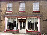 A51P4E Cafe Little Walsingham Norfolk England