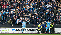MK Dons v Coventry City - FA Cup 4th Round - 27.01.2018