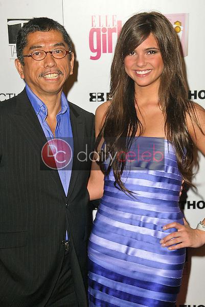 Tadashi and Shelley Hennig