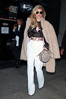NEW YORK, NY - FEBRUARY 6: AnnaLynne McCord seen after an appearance on The Wendy Williams Show in New York City on February 06, 2018. <br /> CAP/MPI/RW<br /> &copy;RW/MPI/Capital Pictures